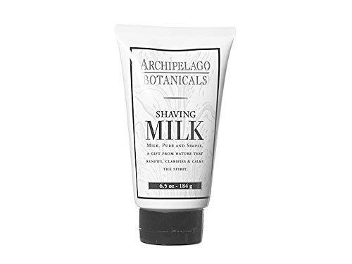 Archipelago Botanicals Shaving Milk, 6.5 Oz (Milk Shaving)