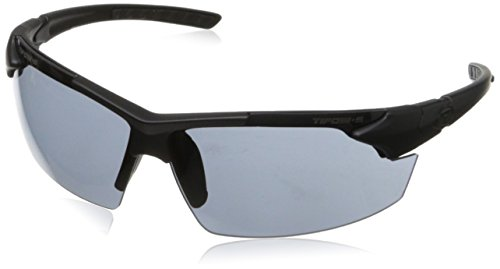 Tifosi Jet FC Tactical Sunglasses,Matte Black,69 (Jet Golf Sunglasses)