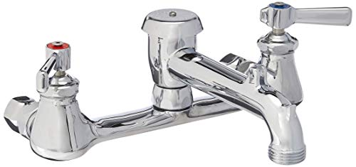 Chicago Faucet 540-LD897SWXFABCP Janitorial Sink Product