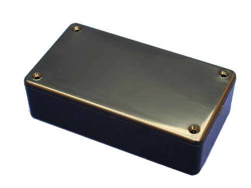 Hammond Construction Box (Hammond 1591BSBK ABS Project Box Black)