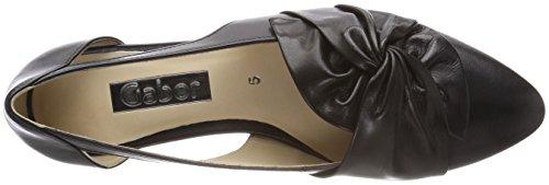 Gabor Dames Mode Pumps Black (zwart)