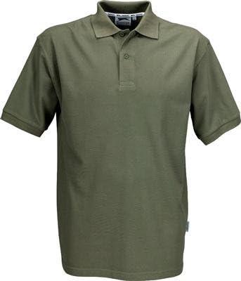 Camisa de polo de Slazenger polo de 100% algodón para practicar ...