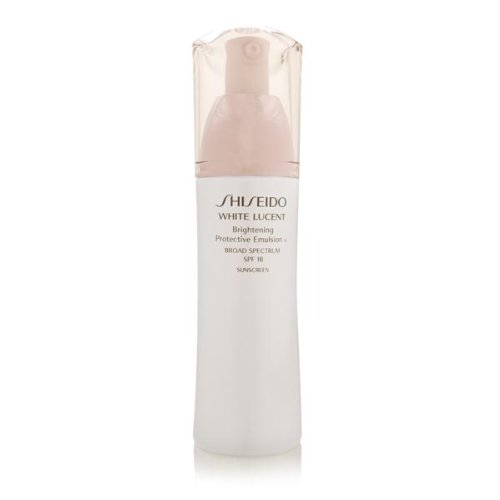 - Shiseido White Lucent Brightening Protective Emulsion W SPF 18 75ml/2.5oz