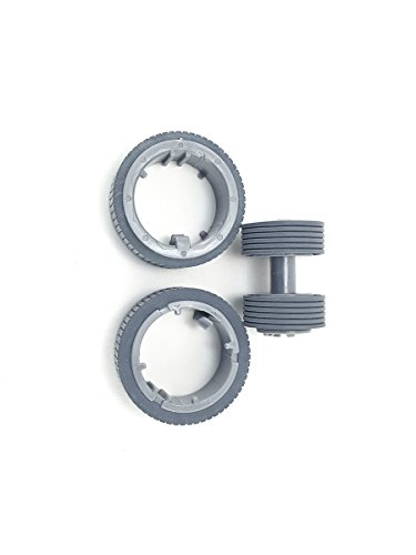 Scanner Brake and Pick Roller Set for Fujitsu Fi-7160 Fi-7180 Fi-7260 Fi-7280