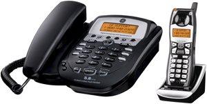 5.8GHZ EDGE - Ge Digital Cordless Phone