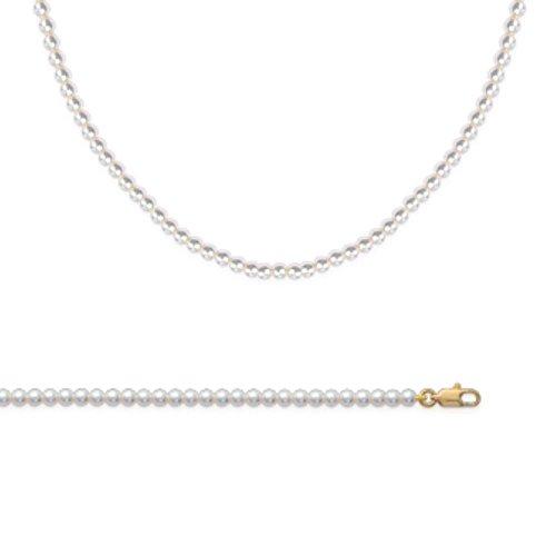 ISADY - Hermine Gold - Bracelet - Plaqué Or 750/000 (18 carats) - Oxyde de zirconium - Longueur 19 cm