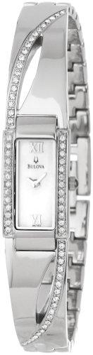 Bulova Women's 96T63 Crystal Bracelet Watch