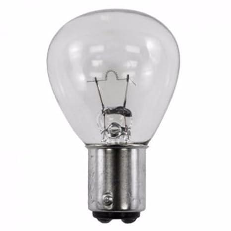 Voltage 12.5V LIT268 x 10 Current 3.0A OCSParts 1054 Light Bulb Pack of 10