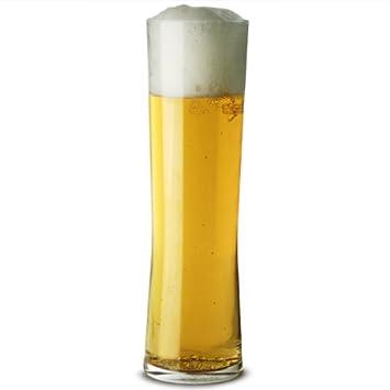 0,35 ltr. Inhalt Bierglas aus Polycarbonat