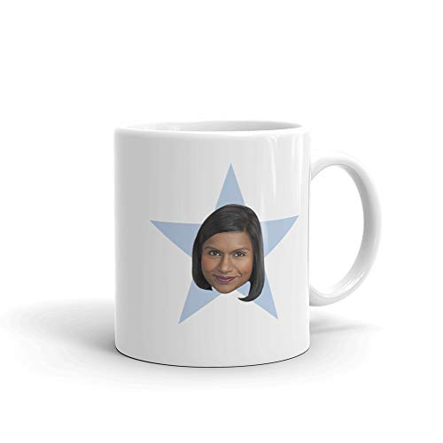 The Office Kelly Star White Mug - 11 oz.