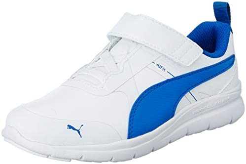 977764620b97 Puma Unisex Flex Essential SL V PS White-S Sneakers. Loading images... Back