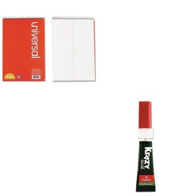 kitepikg86648runv96920-value-kit-krazy-glue-all-purpose-gel-formula-epikg86648r-and-universal-steno-
