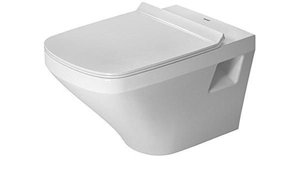Duravit 2538090092 Toilet Wall Mounted 540mm Durastyle White Washdown Rimless Us Plumbing Equipment Amazon Com