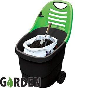 Amazonde Rollwagen Für Den Garten 65 Liter