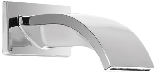 Polished Chrome Traditional Wall (Toto TS626E#CP Aimes Wall Spout, Polished Chrome)