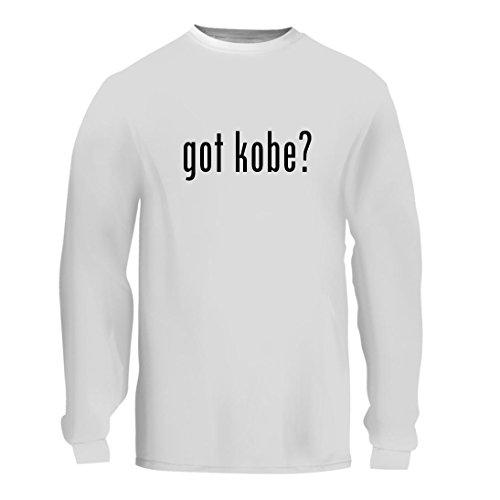 got kobe? - A Nice Men's Long Sleeve T-Shirt Shirt, White, Large Kobe Christmas 8 Shirt
