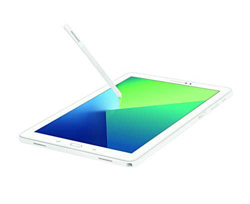 """Price comparison product image Samsung Galaxy Tab A 10.1"""" Inch 16GB Wifi Tablet With S Pen (White)"""