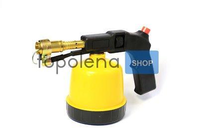 Soplete a gas butano quemador Soldador funciona con cartucho recargable
