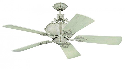 Craftmade WXL52FW Ceiling Fan with Blades Sold Separately, 52