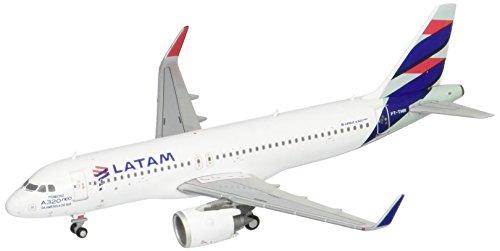 Geminijets Latam A320neo Pt Tmn 1 400 Scale Diecast Model Airplane