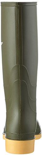 Unisex-erwachsene Dunlop groen Grün Dull 08 Arbeitsgummistiefel grün