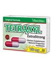 Tetraxyl Extrastrong Herbal Supplement Supports Healthy Immune Function 30 Casules