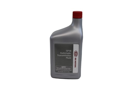 kia automatic transmission fluid - 5