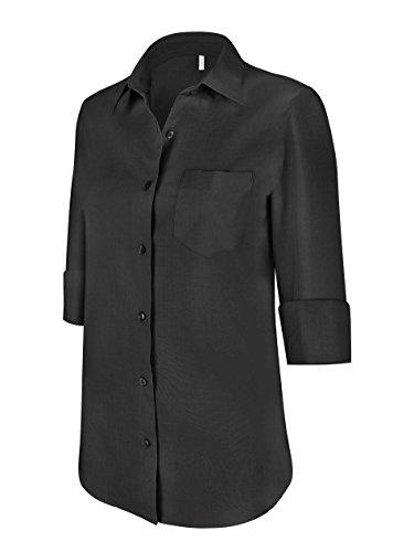Kariban - Camisas - para mujer negro