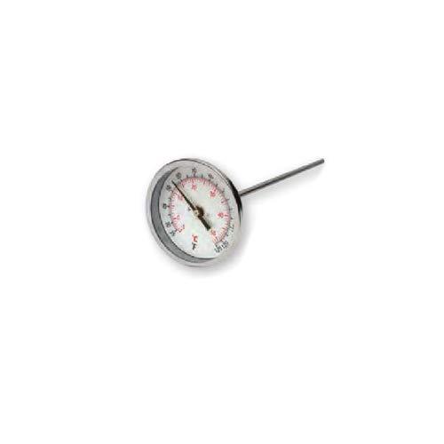 Bel-Art Products 61310-8600, DURAC Bi-Metallic 3'' Dial Thermometer (Pack of 4 pcs)
