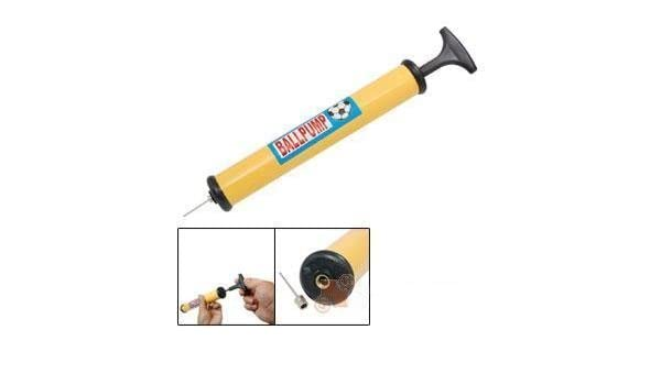 nicebuty Inflado de mano bomba de aire con aguja adaptador para ...