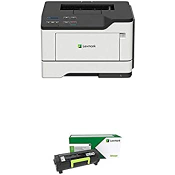 Lexmark B2338adw Printer and Toner