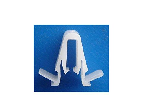 Door Garnish Moulding Retainer Clip, for Toyota #67771-58010 (Pack of 20) Door Garnish