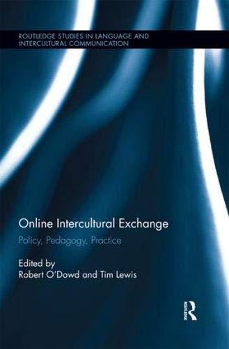 Online Intercultural Exchange: Policy, Pedagogy, Practice