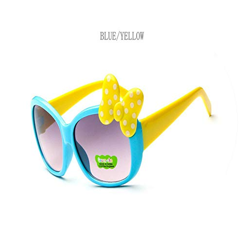 Kids Sunglasses children Princess cute baby Hello- glasses Wholesale boys girls ()