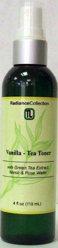 Vanilla-Tea Toner (4oz)