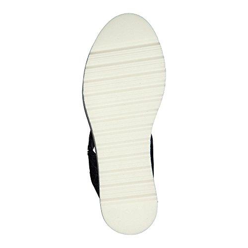 AJ Armani Jeans 925140 Zeppa Donna NERO 37