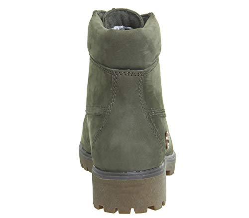 Lyonsdale Rose Forêt Femme Vert Boots Timberland SqxB4TT