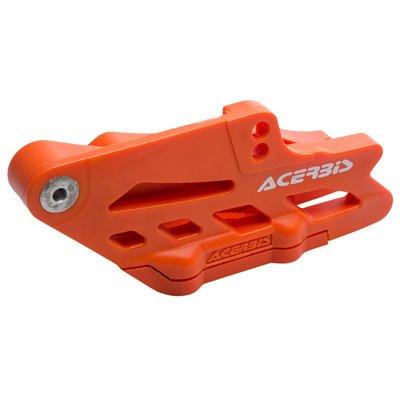 Acerbis Chain Guide Block Orange for KTM 350 EXC-F 2012-2018