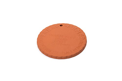Fox Run 4675 Bread Warmer, Terra Cotta