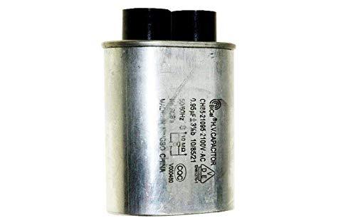 Condensador de alta tensión 0.95 NF 2100 V Referencia ...