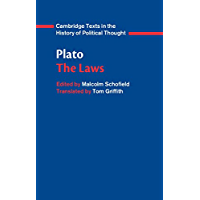 Plato: Laws (Cambridge Texts in the History of Political Thought) (English Edition)