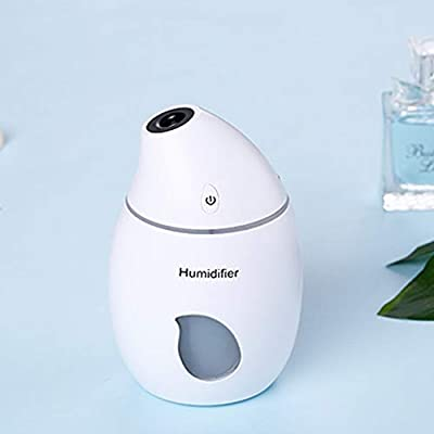 Liuzecai Mini humidificador portátil USB Humidificador del Coche ...