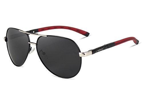 KINGSEVEN Brand design,Mens polarized sunglasses,Fashion glasses for - Sunglasses Brand Italian