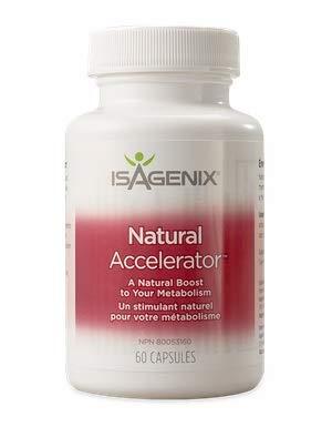 Isagenix Natural Accelerator 60 Capsules by Isagenix