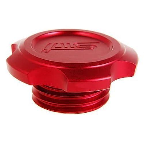 STI Billet Engine Oil Filler Cap Cover For Subaru WRX Impreza Forester (Red)