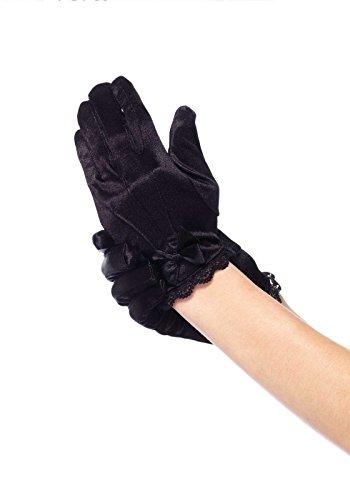 Leg Avenue Children's Satin Gloves