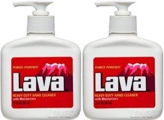 - Heavy Duty Hand Cleaner Liquid Soap, 7.5 oz, 2 pk