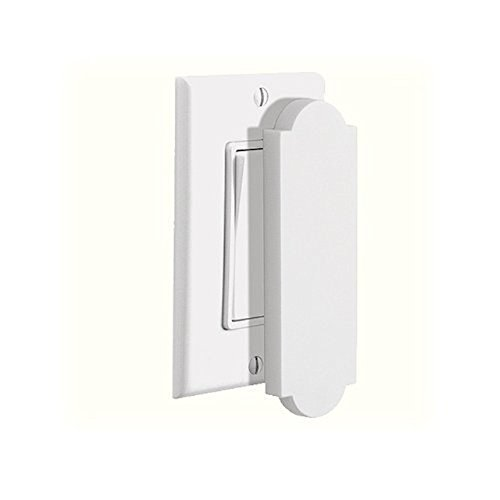 Mitzvah Family Magnetic Switch & Outlet Cover for Flat Modern Switches -