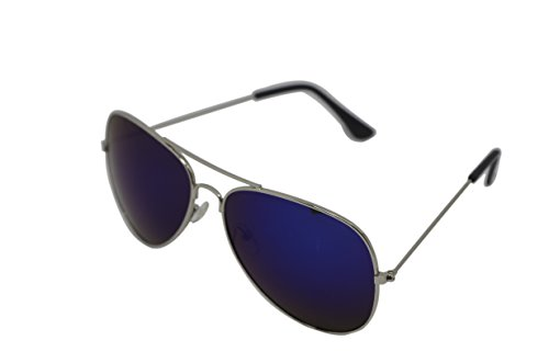 Yacun Premium Full Mirrored Aviator Sunglasses Flash Mirror - Ray Knockoffs Bans