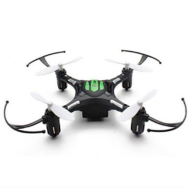 W&P Eachine H8 Mini modo sin cabeza 2.4G 4CH eje 6 RC RTF Quadcopter Mode2 , usb